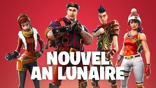 Lunar New Year trailer (Fortnite Save the World)