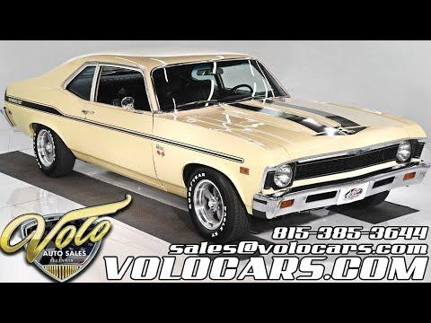 1969 Chevrolet Nova Yenko Clone For Sale At Volo Auto Museum (V18844)
