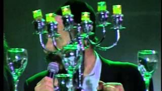 מחרוזת שבת - הופעה מיוחדת של אברהם פריד-מרדכי בן דוד ודדי גראוכר בהופעה מיוחדת בפארק הירקון - 1996
