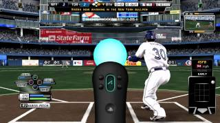 MLB 12 The Show Motion Controls