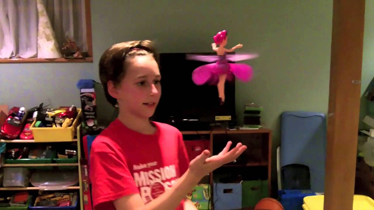 Flutterbye Fairies From Spin Master Review A Fairy That Floats Over