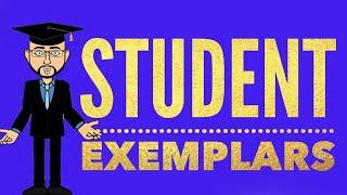 Student Exemplar: Comparing