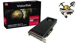 Где взять видеокарты для майнинга RX 570 4GB VisionTek с Amazom/eBay