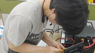 3k인버터의 3k 워터히터 테스트 (과연 될까!!)