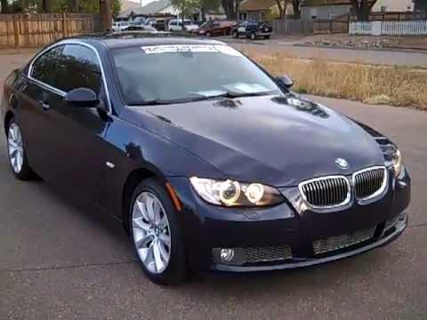 BMW 335xi Coupe 2008 stock#2764B - YouTube