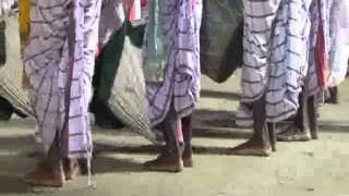 Durga Puja 2011 : A Tradition Puja With Tribal Dance