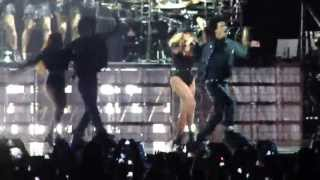 Beyonce  - Get Me Bodied/Baby Boy/Diva The Mrs Carter Show Live in Fortaleza (Brasil) 08/09/2013 HD