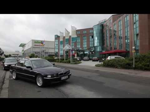 7-forum.com BMW 7er Jahrestreffen 2013 in Frankfurt: Ausfahrt zum Feldberg