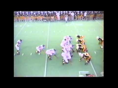 Joliet Catholic Academy vs Mount Carmel High School 1991 Mike Alstott vs Simeon Rice