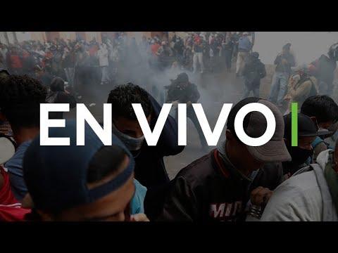 EN DIRECTO: Nuestro corresponsal en Quito nos trae la última hora