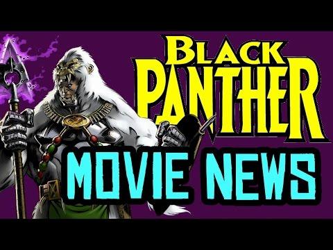 Black Panther  ManApe Confirmed! Winston Duke Cast!