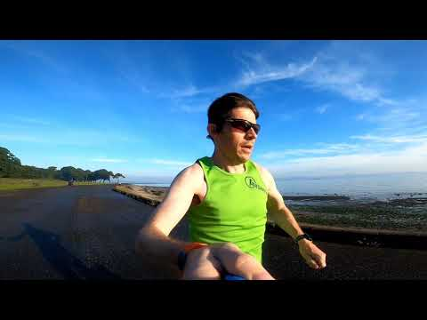 Early morning miles - YouTube