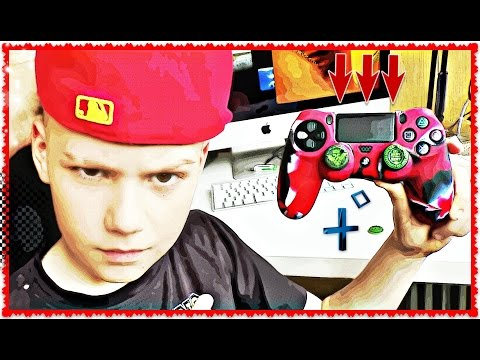 Прокачиваем Dualshock 4 ЧЕХОЛ СИЛИКОН PS4 + НАКЛАДКИ НА СТИКИ = Посылки из Китая от ПОДПИСЧИКА