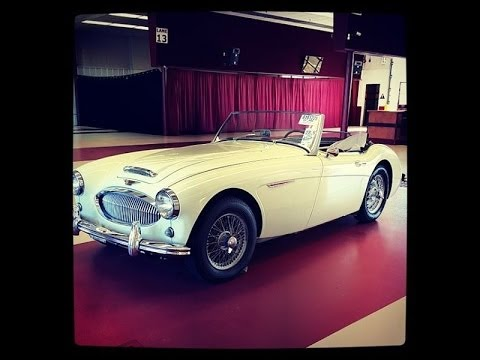 62 Austin Healey 3000 MK2 MKII Jensen Motors BIG Healey Classic