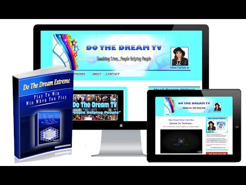 Do The Dream TV JV With Me