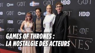 Avant-première surprise de Game of Thrones à Belfast : la nostalgie des acteurs