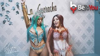Yina Calderon Ft Yuranis León - Que Rico Besas (video Oficial)