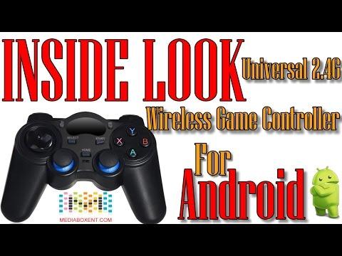 Gamepad Joystick For Android TV Box, Phone, SmarTv