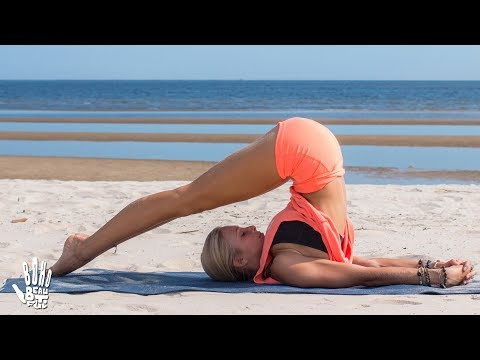 Yoga Workout For Weight Loss ♥ Quick & Effective | Waveland, USA
