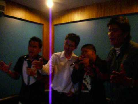 KARAOKE k1 w/ace,regant,zach,virgil,mark,kenny,kf,mel