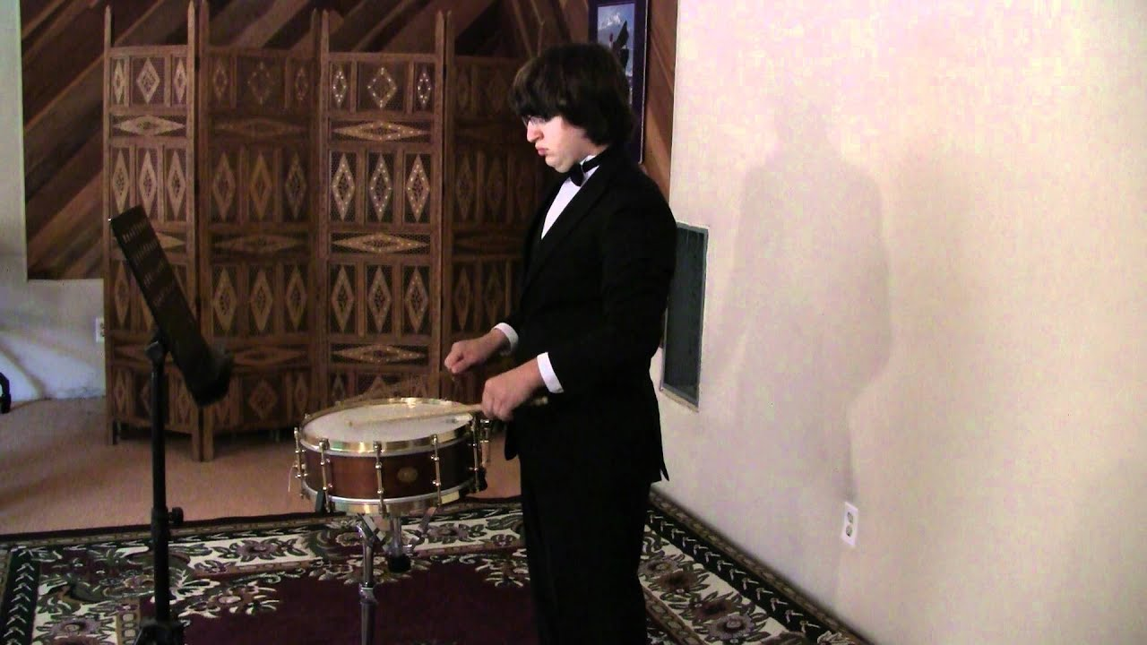 long snare drum roll youtube