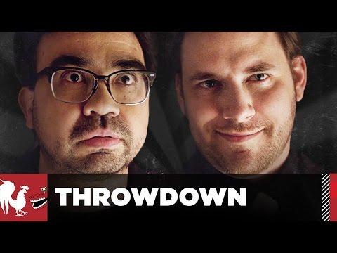 Podcast King Gus VS Mad King Ryan: Rooster Teeth Throwdown