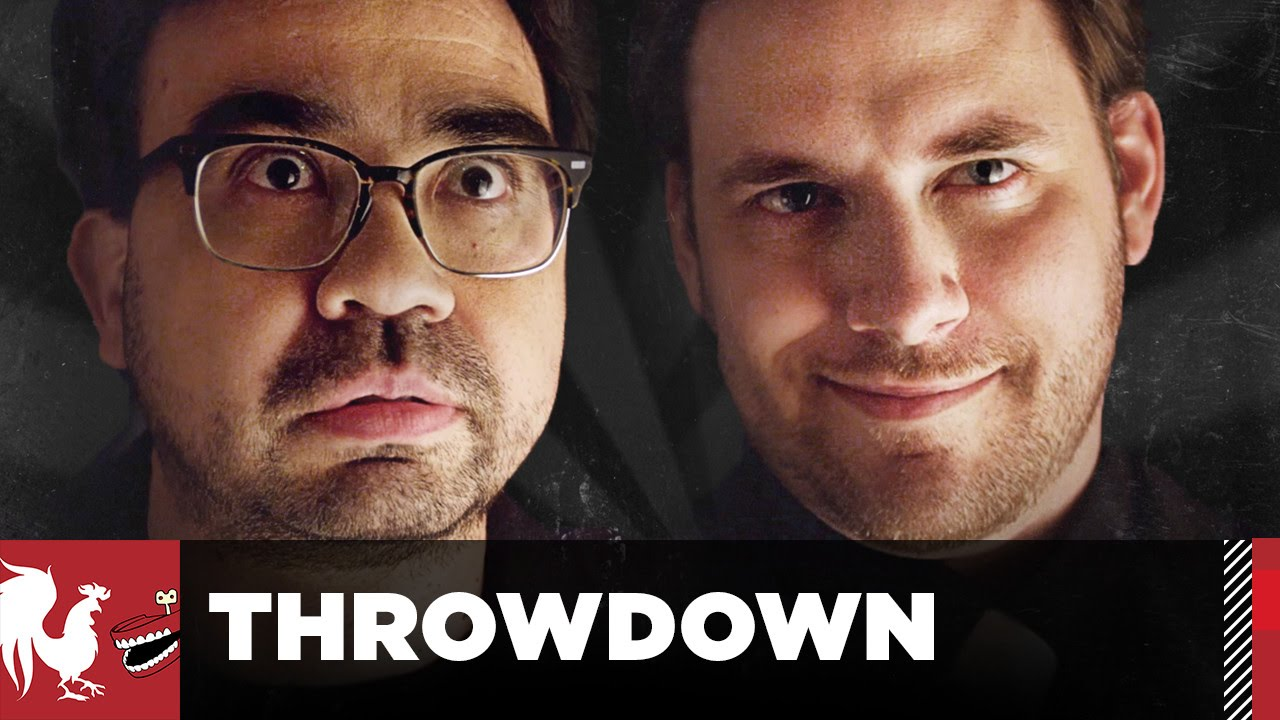Podcast King Gus Vs Mad King Ryan Rooster Teeth Throwdown Youtube