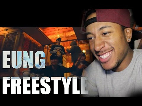 EUNG FREESTYLE (응프리스타일) LIVE, SIK K, PUNCHNELLO, OWEN OVADOZ, FLOWSIK REACTION!!!