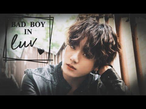 Bad boy in luv | Jungkook | #1 | [Bts imagine PL]