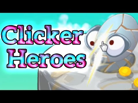 Clicker Heroes - PROGRESS, FROSTLEAF UNLOCKED, GILDED HEROES - Energize and Dark Ritual Synergy