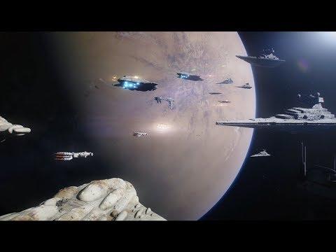 Star Wars Battlefront II: The Battle of Jakku [1080 HD]