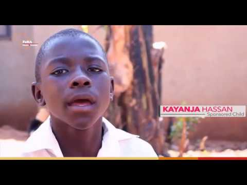 Life of an african child in Mityana