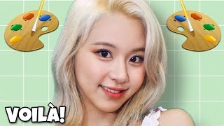Download son chaeyoung: the pablo picasso of TWICE