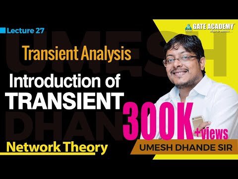 Introduction of Transient | Network Theory