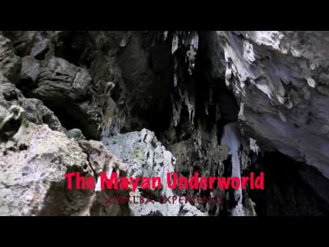 Belize Travel: Spelunking Barton Creek Archeological Site