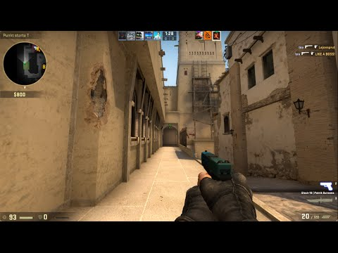 Silver Power Counter Strike Global Offensive #1 /wTOHA