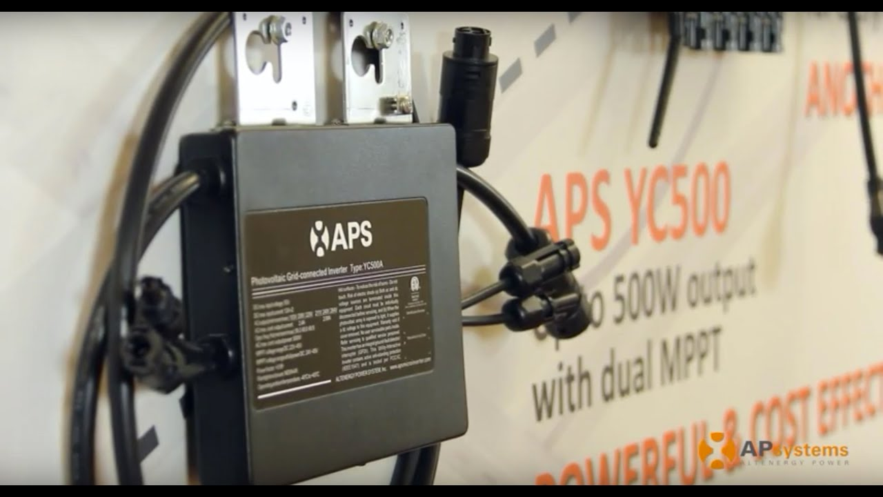 APsystems Microinverters – APsystems USA | Leading the Industry in