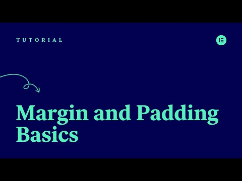Margin and Padding Basics in Elementor