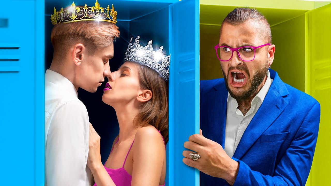 Principal's Daughter Is a College Queen? How to Become Popular in College