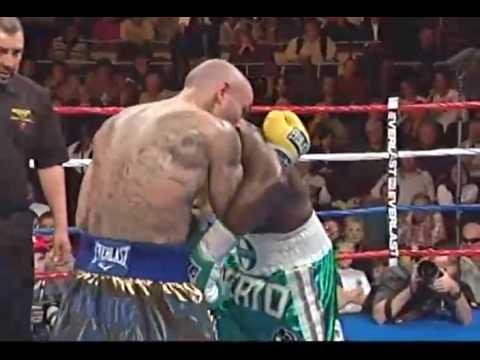 Andre Berto vs Luis Collazo Part 6 of 6