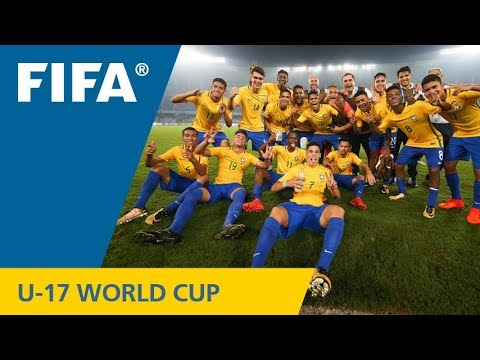 Match 46: Germany v Brazil – FIFA U-17 World Cup India 2017