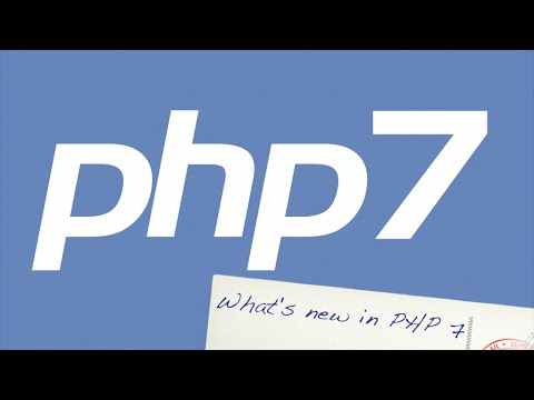 New features in PHP 7: a quick overview