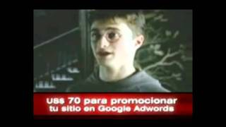 El bananero - Harry Potter 2 en Dattatec con el Peluka