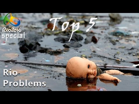 Top 5 - The Rio Problems - Olympics Special | SIMBLY CHUMMA - 76