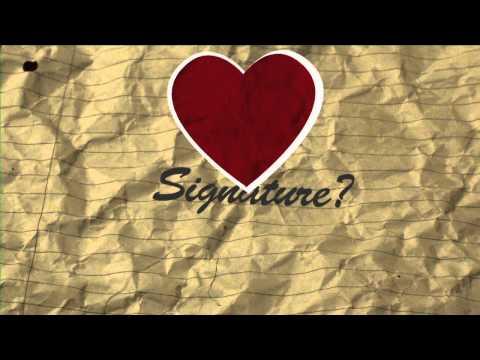 Signatures: Teaser - Publicity 1