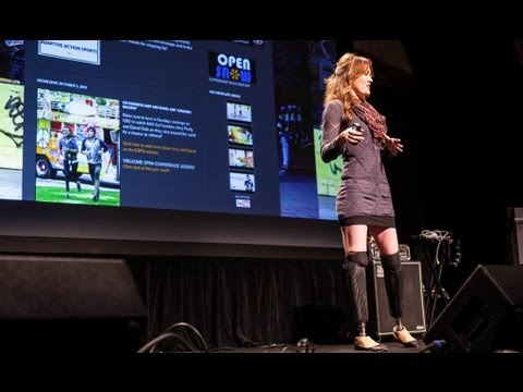 Amy Purdy: Greeting adversity