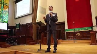 「代代有愛 家心相聚」分享-溫南聲先生 (維護家庭基金總幹事)