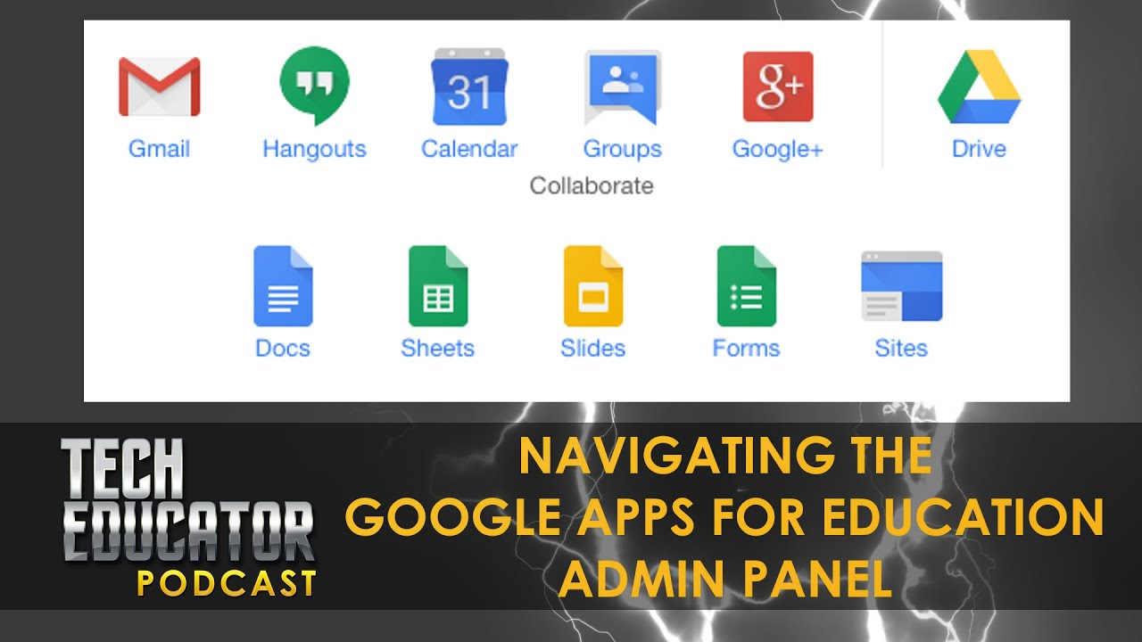 Google apps administration menu gafe setup youtube google apps administration menu gafe setup xflitez Image collections