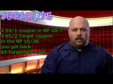 Target Deals FREE STUUFF & Printable Coupons How To Extreme Coupon ShopKick