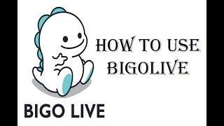 Video How to Use And Download Bigo Live Broadcast download MP3, 3GP, MP4, WEBM, AVI, FLV April 2017